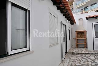 Casa com 2 quartos a 600 m da praia Leiria