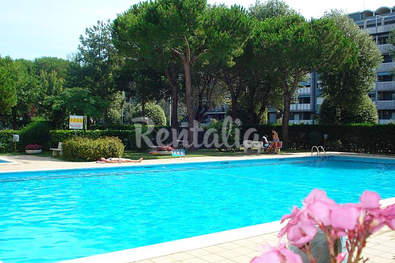 Aurora Bilo With Pool Porto Santa Margherita Caorle Venice