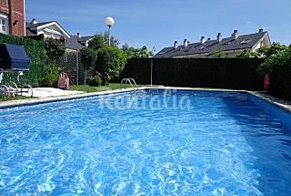 Villa Somo avec piscine, à 300m de la plage Cantabrie