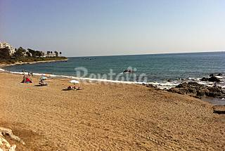 House for rent only 1700 meters from the beach Málaga