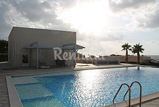 Villa with 4 bedrooms only 50 meters from the beach Trapani