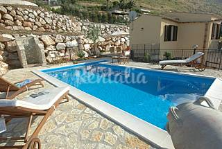Villa for rent 5 km from the beach Trapani