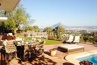 Villa, casa, chalet de lujo. Vistas panorámicas Alicante
