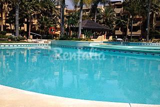 Beautiful apartment beachfront Málaga