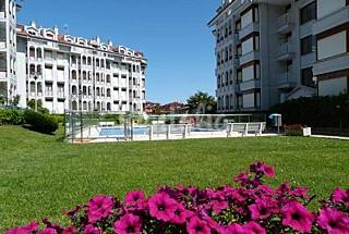 Apartment for 5 people only 500 meters from the beach Cantabria