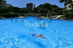 Apartment for rent, 150 m from the beach, pool Udine