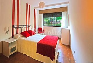 Apartamento com 3 quartos em frente à praia Pontevedra