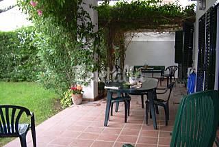 Apartamento con amplio jardin Cádiz
