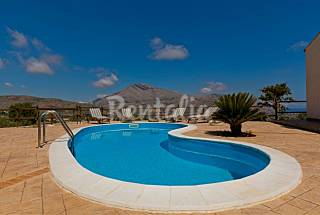 Villa for rent 6 km from the beach Trapani