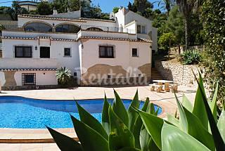 Villa para 8 personas a 1500 m de la playa Alicante