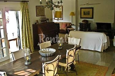 Totally Living-room Málaga Marbella villa