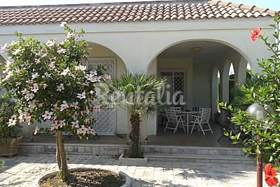 Salento - villa in affitto a 300 m dalla spiaggia Lecce