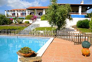 Villa for 8 people in Glória, Estremoz Évora