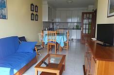 Apartamento de 2 habitaciones a 125 m de la playa Pontevedra