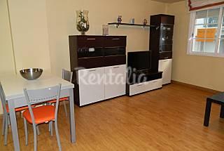 Apartamento reformado a 100 m de la playa Pontevedra