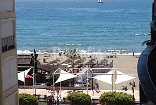 Primera línea de playa centro estepona Málaga
