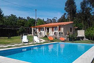 House with 2 bedrooms 4 km from the beach Viana do Castelo