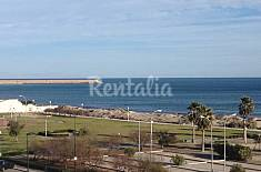 1ª Linea.40m playa.3km Gandia.Piscina.Parking Valencia