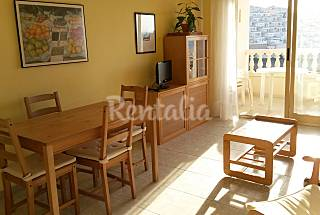 Apartment for 4-6 people only 50 meters from the beach Murcia