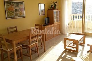 Apartamento para 4-6 personas a 50 m de la playa Murcia