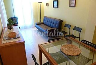 Apartment for 6-7 people in Noja Cantabria