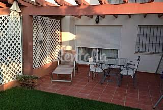 Apartamento para 6 personas en 1a línea de playa Cádiz