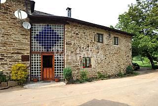 Maison pour 9-11 personnes dans un environnement montagneux Asturies