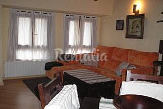 Apartment with 2 bedrooms near Astún Huesca