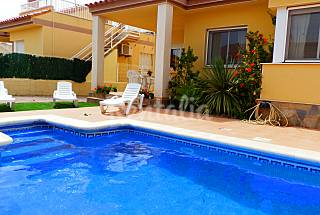 Villa for rent only 50 meters from the beach Tarragona
