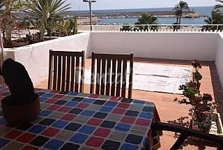 Apartamento en alquiler en 1a línea de playa Almería