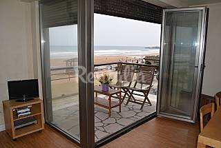 Apartment for 8 people on the beach front line Gipuzkoa