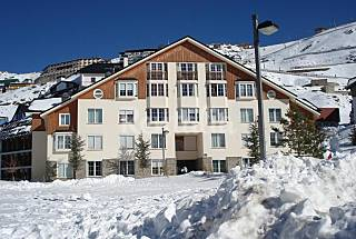 Apartamento 100 m telesilla y  accesopista Maribel Granada