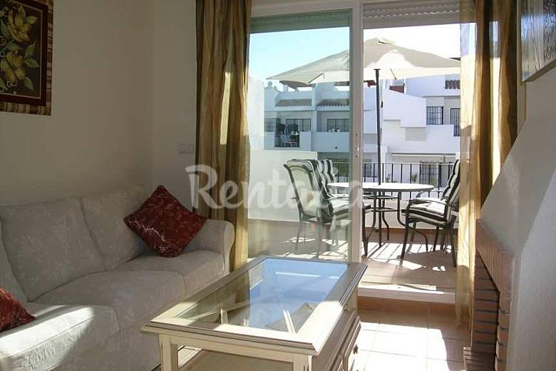 Relax, Plage, golf...! 130 m2 penthouse de luxe  Huelva