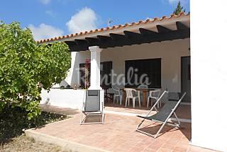 Casa para 4 personas a 100 m de la playa Formentera