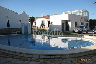 Bungalows Alhambra en alquiler con piscina Tarragona