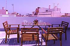 Casa per 6-7 persone a 200 m dal mare Cadice