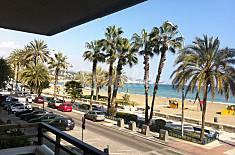 Nice flat 1st beach line Málaga