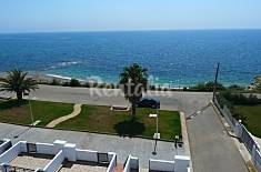 Apartment for 6-8 people on the beach front line Castellón