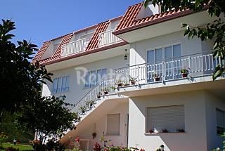 Appartements de 2 chambres à 200 m de la plage Pontevedra