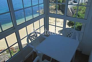 Apartamento en Bueu en 1ª linea de playa Pontevedra