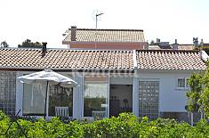 House for rent only 600 meters from the beach Porto