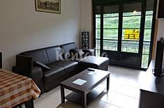 Apartamento de 2 habitaciones a 400 m de la playa Lugo