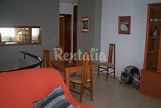 Apartment for rent only 500 meters from the beach Huelva