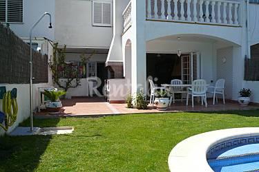 Huis voor 7 personen op 3 kilometer van het strand sant pere de ribes barcelona wijnroute for Terras strijkijzer
