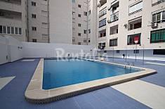 Apartamento de 2 habitaciones a 600 m de la playa Alicante