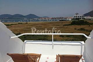 Casa en alquiler en primera línea de playa Cantabria