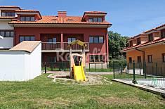 Wohnung mit 2 Zimmern, 3.5 Km bis zum Strand Asturien