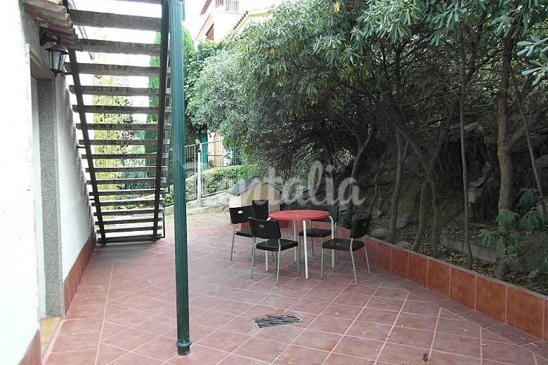Appartement met 2 slaapkamers op 500 meter van het strand arenys de mar barcelona costa del for Terras strijkijzer