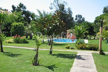 Casa en pleno campo de golf a 800 m de la playa - Casa campo y jardin ...