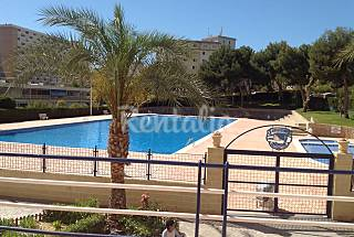 Family holiday close to the beach San Juan Alicante